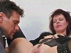 Hot Cougar Rubee Tuesday Assbanged On Stairs Free Porn 03