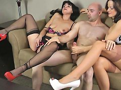 Two Milfs Sucking And Fucking Lucky Guy Porn 94 Xhamster