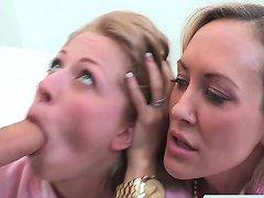 Stepmom Brandi Love Licking Ass During Ffm Free Hd Porn 01