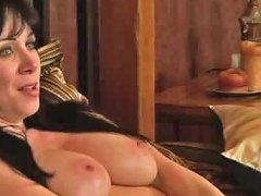 Hot Brunette Cougar Rayveness Bangs Friend's Son Porn A1