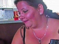 Busty Mature Fatty Titfucked Before Blowbang Porn Videos