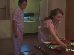 Dirty Japanese Housewife 01