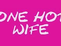 My Housewife Is One Hawt Big Darksome Knob Loving Wench