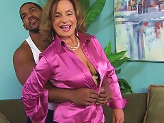 Tasty Rebecca Bardoux Has Interracial Sex In A Reality Video