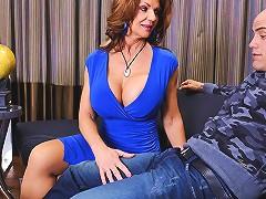 Deauxma Derrick Pierce In Seduced By A Cougar