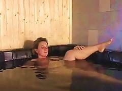 Nice Mom With Saggy Tits Hard Fucks The Pool Free Porn 20