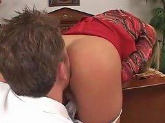 Horny Pornstar Brenda James In Fabulous Rimming Cumshots XXX Movie