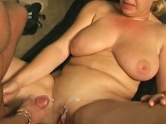 A Cougar On A Horny Horseback Riding Lesson Free Porn C0
